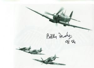 Billy Drake - DFC & BAR, DSO, DFC (US) WW2 Pilot #6